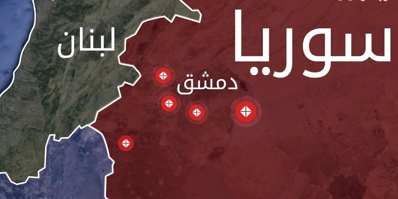 غارات إسرائيلية على مواقع إيرانية في محيط دمشق
