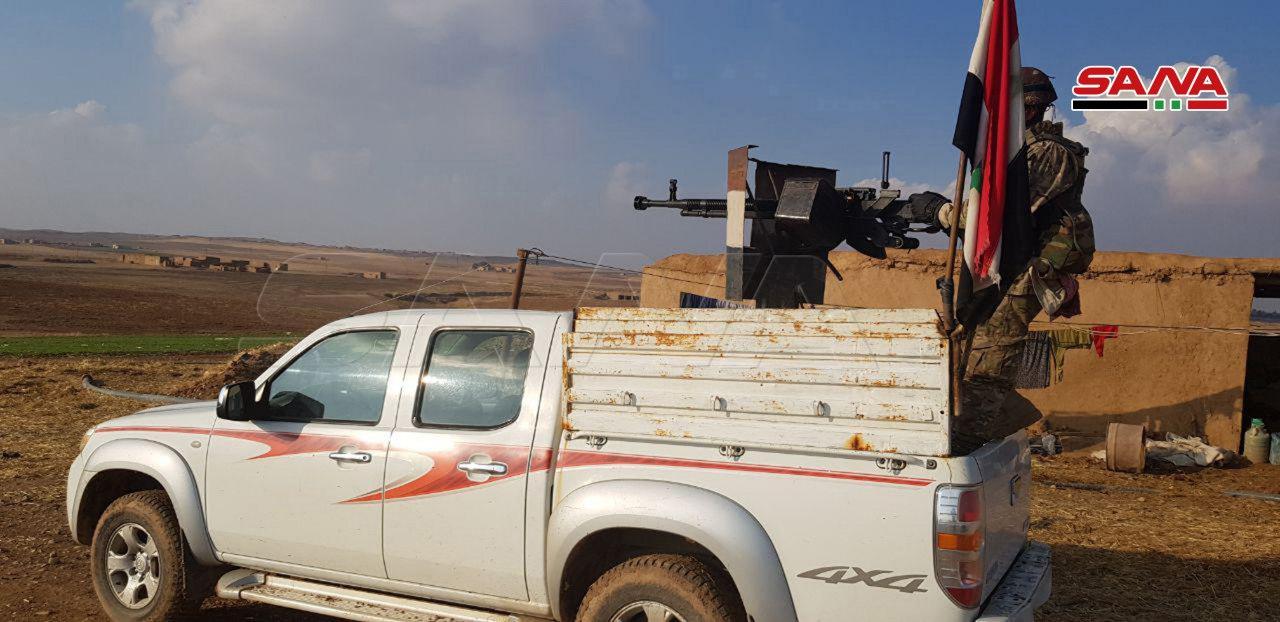 وكالة روسية: ميلشيات الأسد تحشد لعملية عسكرية جنوب إدلب