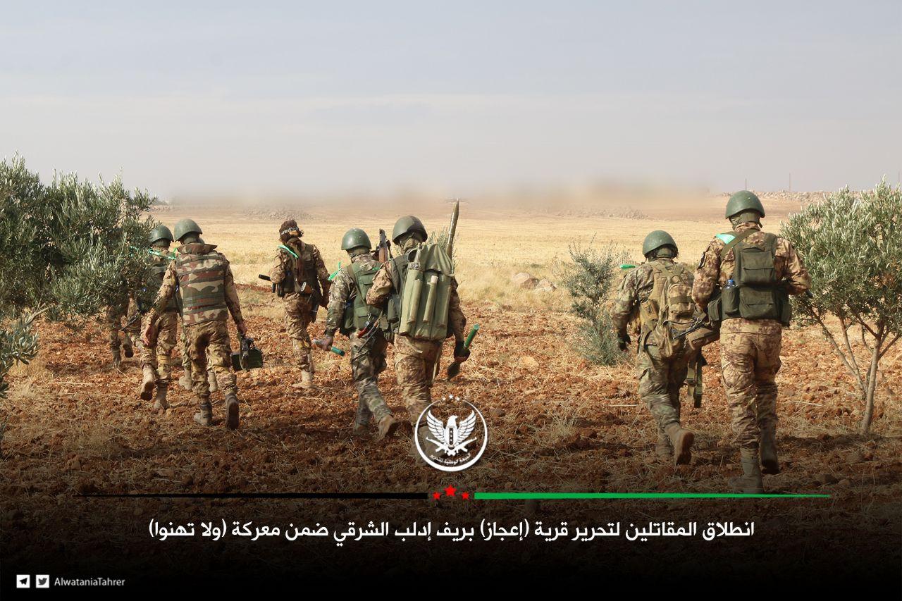 الثوار يكبدون ميلشيات الأسد خسائر فادحة جنوب إدلب