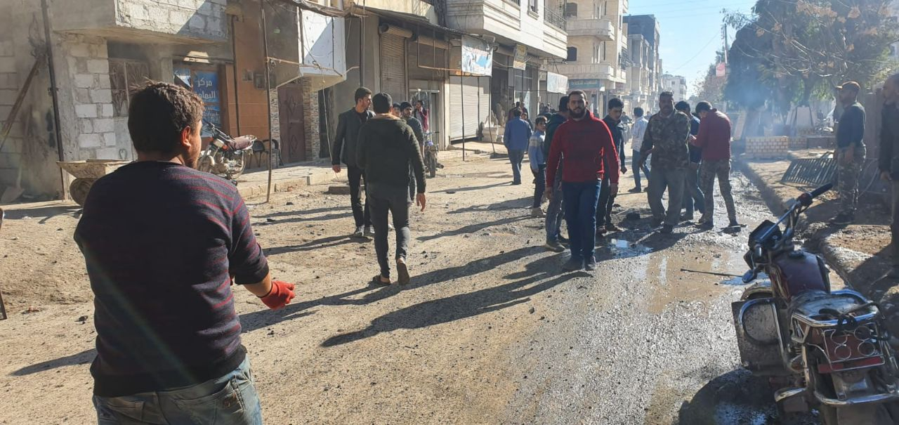 حصاد أخبار الثلاثاء - ميلشيا قسد تقصف اعزاز شمال حلب، وسفارة الإمارات في دمشق تشيد بنظام الأسد -(3-12-2019)