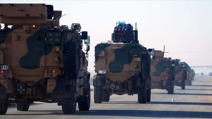 تعزيزات عسكرية تركية إلى شمال سوريا