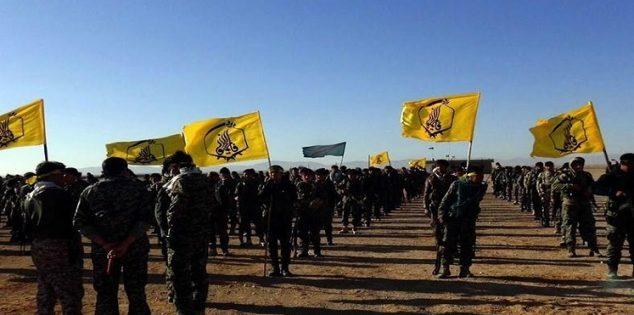 الميليشيات الإيرانية تعزز مواقعها في دير الزور