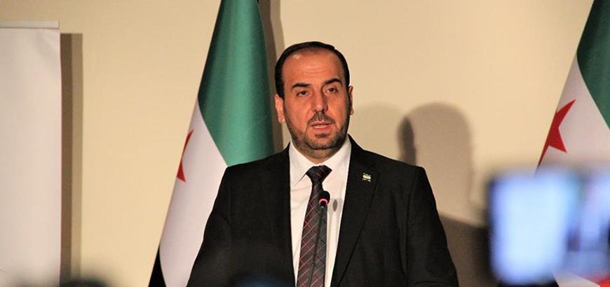 نصر الحريري يوضح أسباب فشل انعقاد اللجنة الدستورية