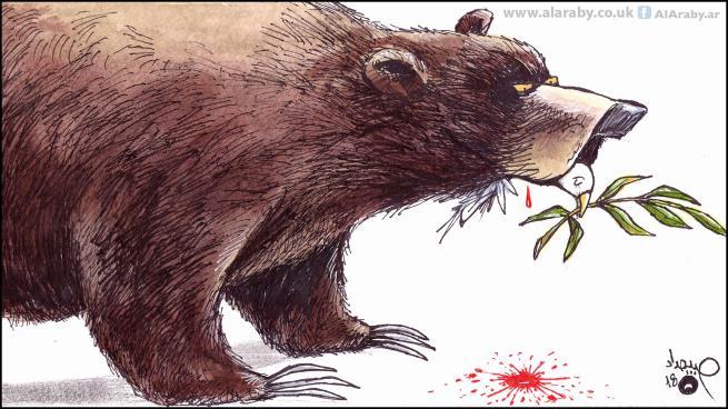 استراتيجية روسيا الصفرية في سورية