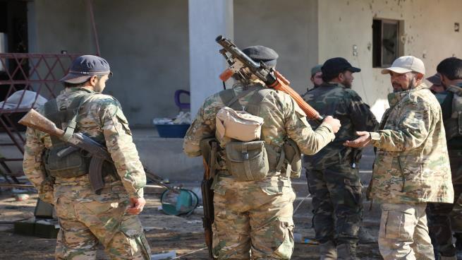 الجيش الوطني ومصير إدلب