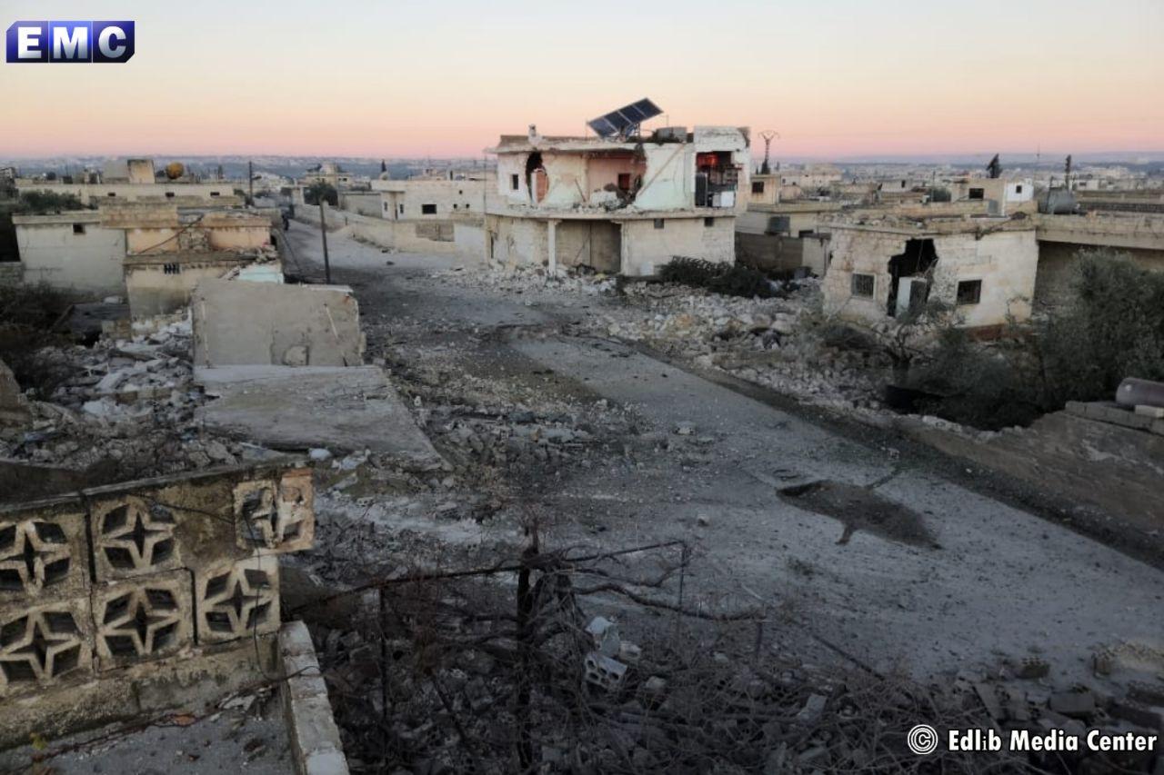 حصاد أخبار الجمعة - الثوار يصدّون محاولات تقدم لميلشيات الأسد جنوب إدلب، والطيران الروسي الأسدي ينتقم بإحراق معرة النعمان -(20-12-2019)