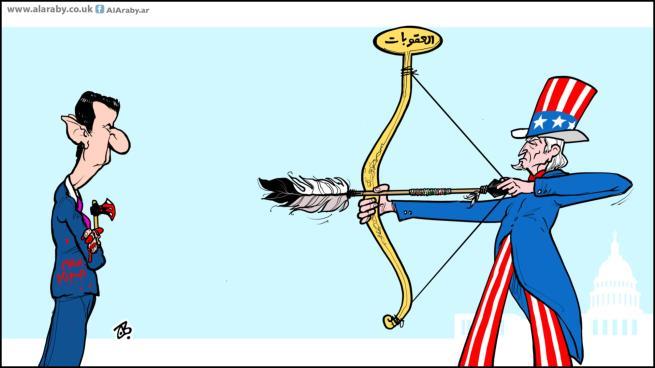 سورية.. قانون قيصر جوزة فارغة