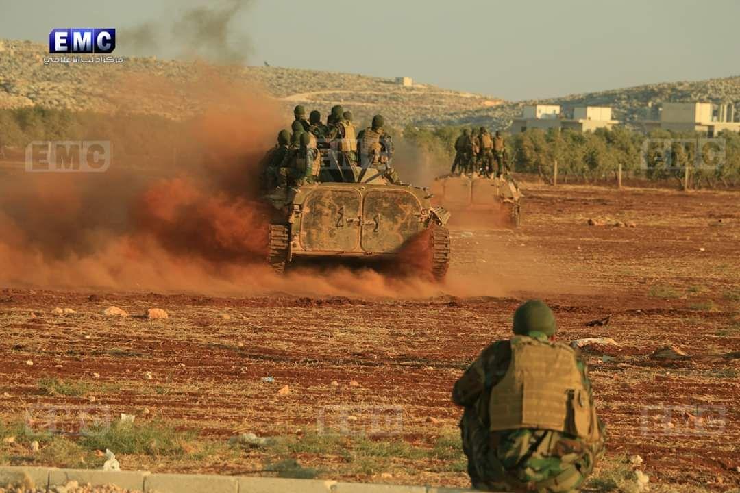 حصاد أخبار الاثنين -  الجيش الوطني يرسل مؤازرات ضخمة إلى إدلب بعد اتفاق مع تحرير الشام، والثوار يحبطون محاولة تسلل للميلشيات الروسية جنوب حلب -(30-12-2019)