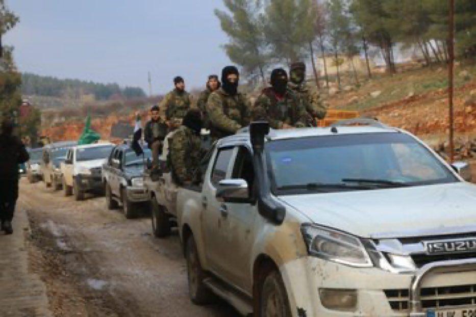 حصاد أخبار الثلاثاء - وصول مئات الثوار إلى جبهات القتال في إدلب، وخسائر لنظام الأسد في هجومين بدرعا -(31-12-2019)