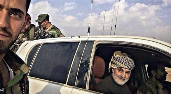 مقتل سليماني يقوض المشروع الإيراني في الجنوب السوري