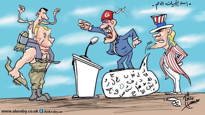 في أبعاد التصعيد التركي