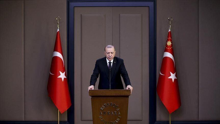 أردوغان: سنتجاوز قريباً عقبة المجال الجوي في إدلب