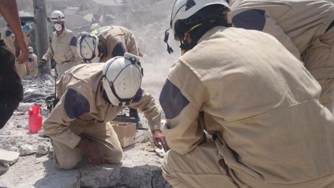 الدفاع المدني السوري: 612 مدنياً قتلوا في سوريا منذ مطلع 2020