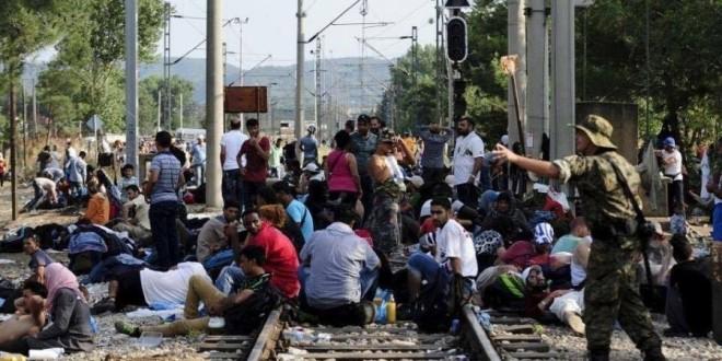 اللعب باللاجئين السوريين واستغلالهم