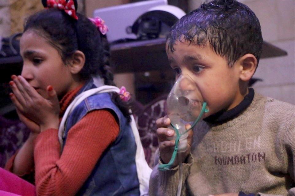 مطالب بتجريم نظام الأسد لاستخدامه السلاح الكيميائي