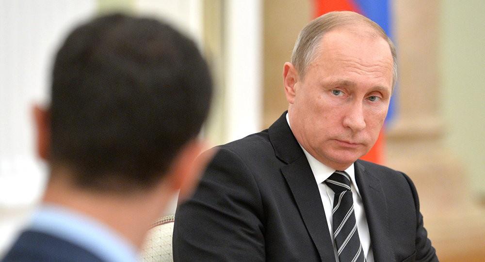 موسكو والإعداد لما بعد الأسد