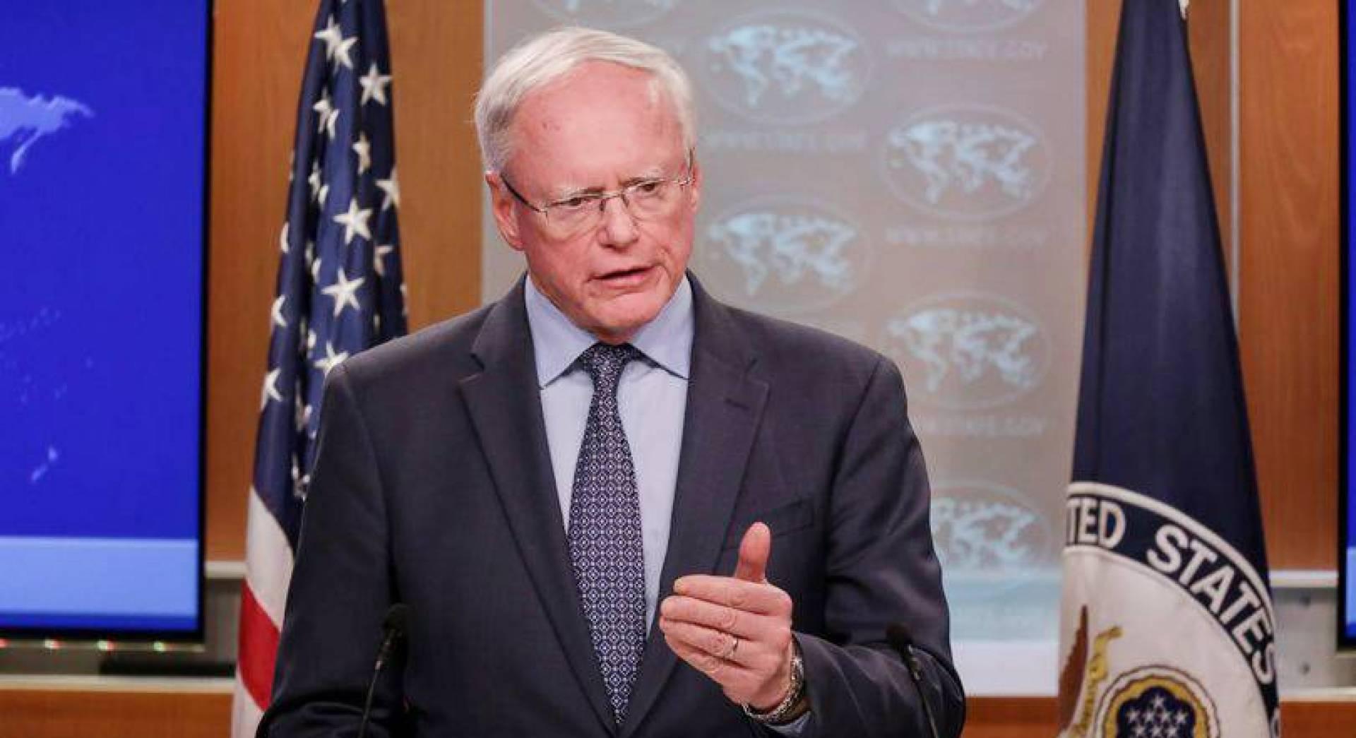 جيفري: روسيا ضاقت ذرعاً بالأسد وقد تكون مستعدة للتخلي عنه