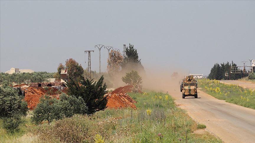 تسيير الدورية التركية ـ الروسية الـ11 في إدلب