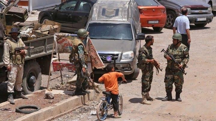 نظام الأسد ينشر تعزيزات في درعا ومسلسل الاغتيالات يعود إليها من جديد