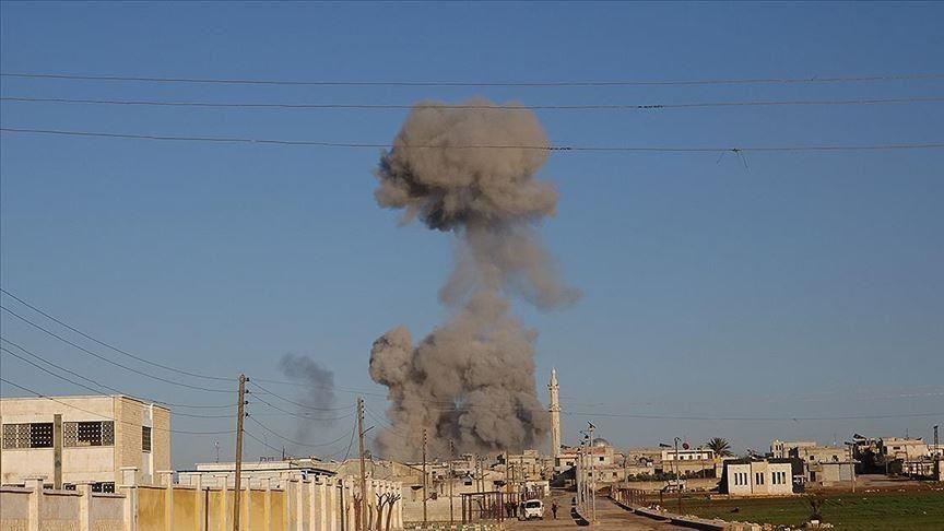 إصابة 3 عناصر من الجيش الوطني السوري بانفجار عبوة ناسفة في تل أبيض