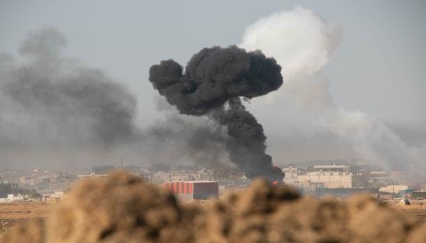 10 قتلى من المليشيات الإيرانية في قصف جوي بالبادية السورية