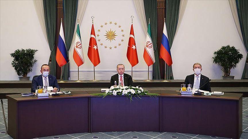 أردوغان: أولويتنا في سوريا الحفاظ على وحدتها وسيادة أراضيها