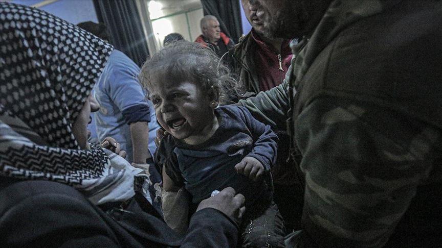 الشبكة السورية: مقتل ألف مدني خلال النصف الأول من 2020