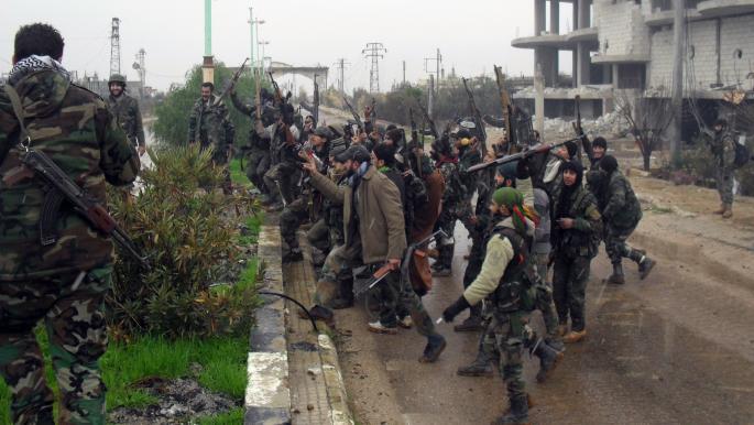 التفاصيل الكاملة لتسوية نظام الأسد أوضاع عصابة إجرامية في السويداء