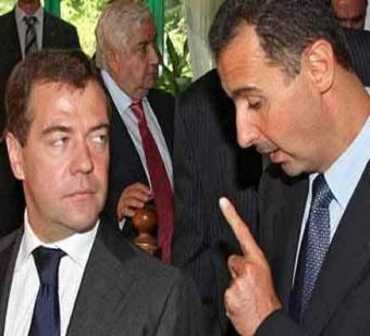 صحف: مؤيدو الأسد يفرون لروسيا وسقوط