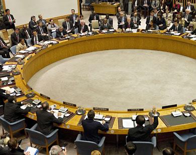 مجلس الأمن يستمع اليوم إلى نتائج جولة أنان في سوريا وإيران والعراق
