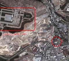 الجيش الحر يعلن أنه على بعد ٨ كم من القصر الجمهوري