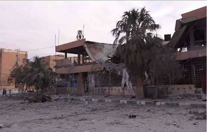 9 قتلى -تقبلهم الله في الشهداء- حصيلة ضحايا يوم أمس الأحد في سوريا