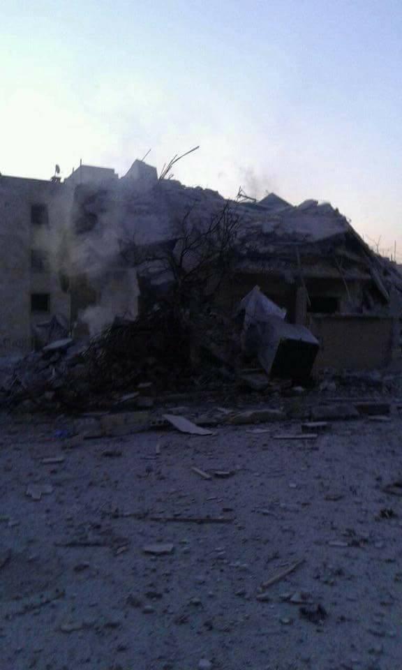 61 قتيلاً -تقبلهم الله في الشهداء- حصيلة ضحايا يوم أمس الأربعاء في سوريا