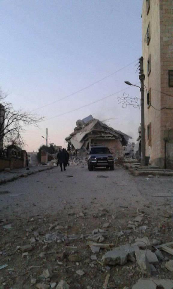 49 قتيلاً -تقبلهم الله في الشهداء- حصيلة ضحايا يوم أمس الثلاثاء في سوريا