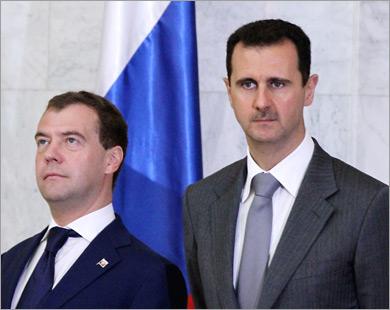 صحيفة: إنقاذ سوريا بيد روسيا
