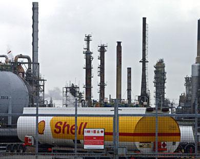 شل توقف أعمالها النفطية في سوريا