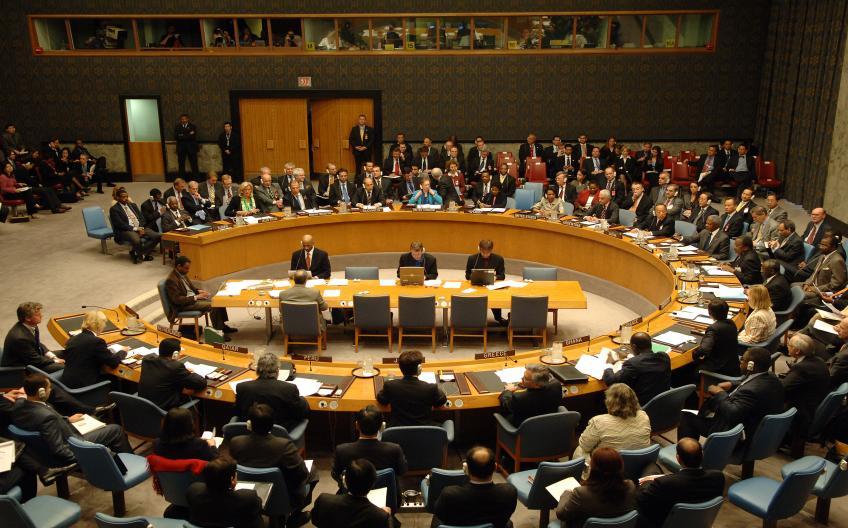 مشروع قرار أمريكي في مجلس الأمن حول مجزرة خان شيخون.. تعرف على تفاصيله