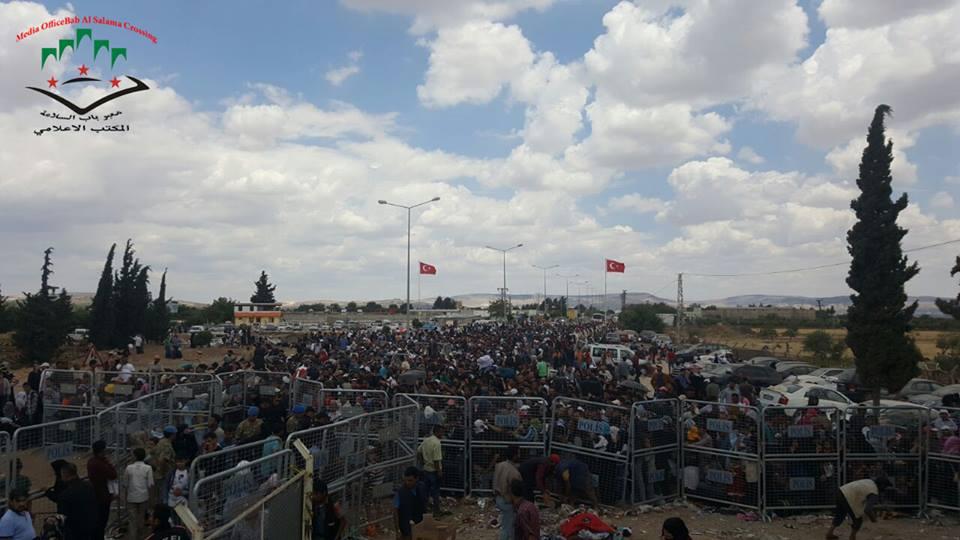 غداً الجمعة آخر فرصة لمغادرة تركيا إلى سورية لقضاء إجازة العيد.. كم بلغ عدد المغادرين؟