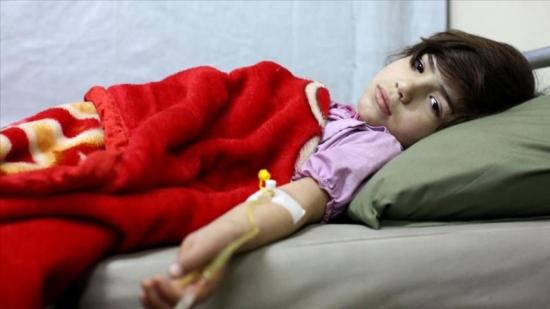 890 مريضاً بالسرطان يعانون من ويلات القصف والحصار في غوطة دمشق