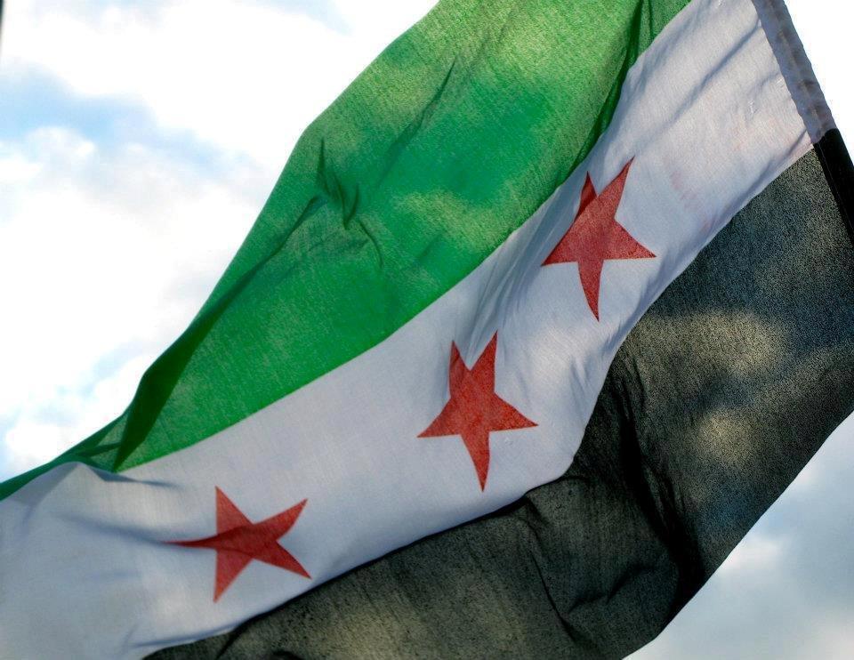الدور الأمريكي الحالي في سوريا
