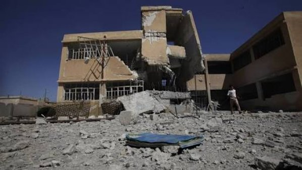 نتيجة القصف الهستيري: تعليق الدوام في مدارس إدلب وجامعتها
