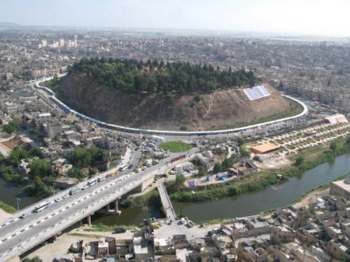 قلعة حماة