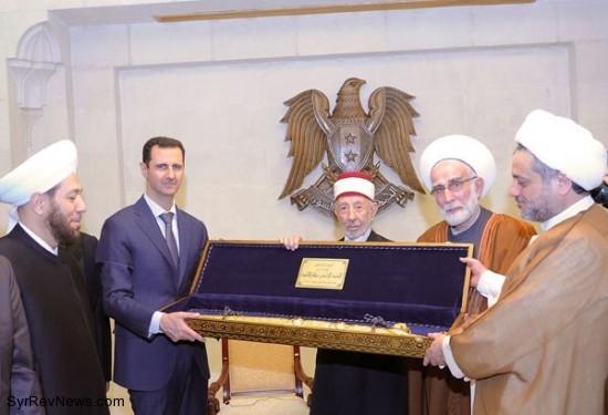 العلاقة بين علماء السلطان و طغاة النظام في الشام - الجزء الخامس -