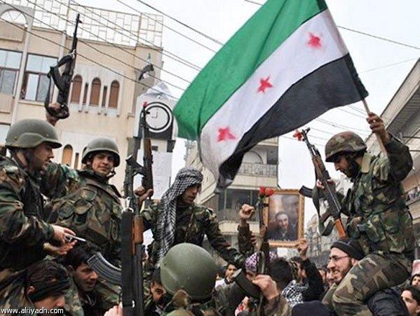 أضواء على المناطق المحررة في سوريه
