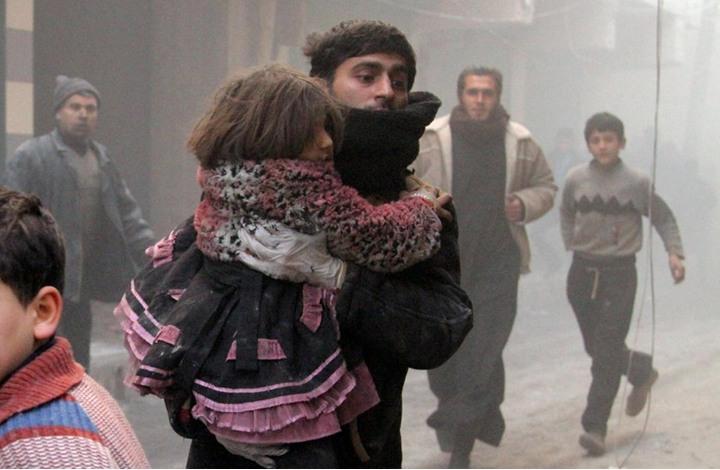 حلب ومؤامرة البراميل