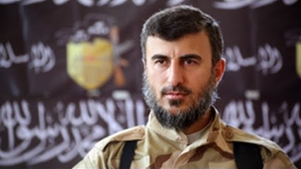 تصريحات من لقاء الشيخ زهران علوش - قائد جيش الإسلام - مع صحيفة الديلي بست الأمريكية