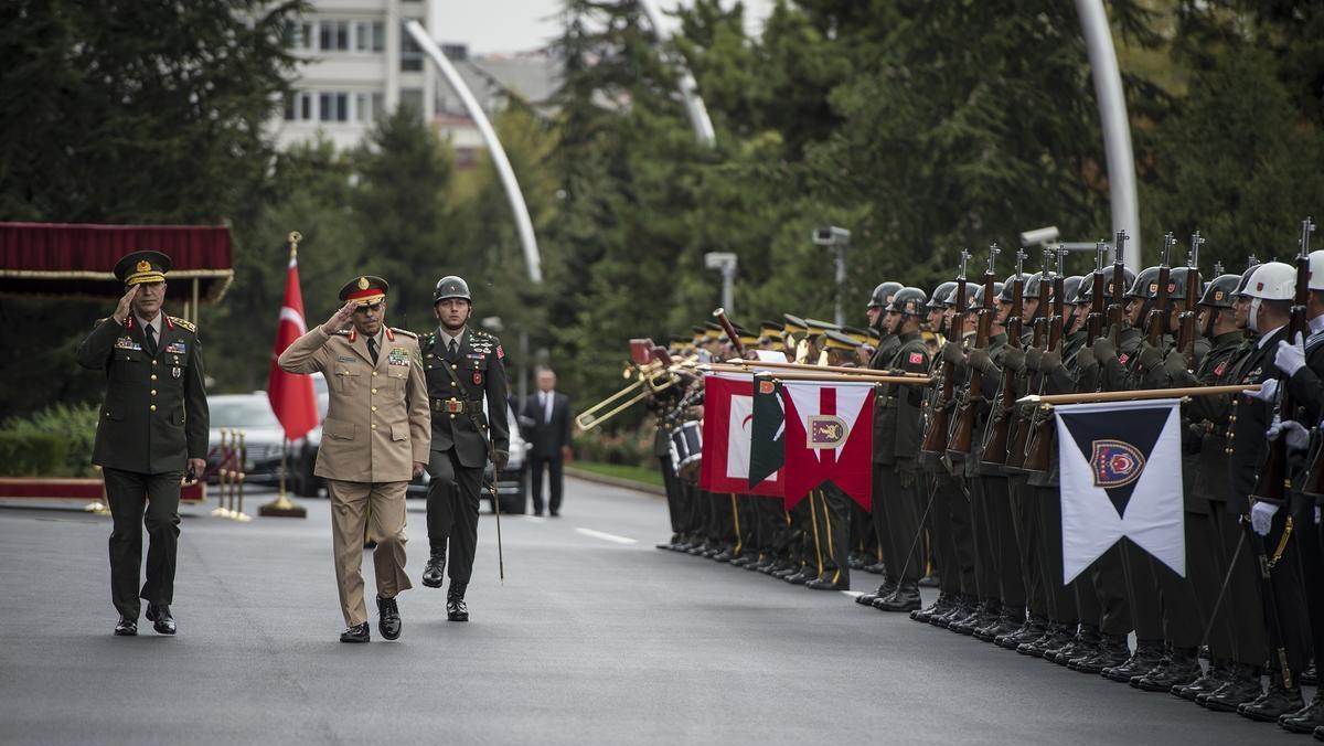السعودية وتركيا عيّنتا قيادة للقوات المشتركة التي ستدخل سوريا