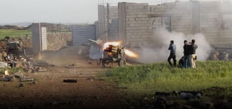 انطلاق معركة جنوب سوريا تهدف إلى قطع أوتستراد دمشق - درعا