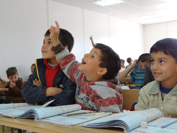 150 مليون يورو لدعم تعليم الأطفال السوريين في تركيا