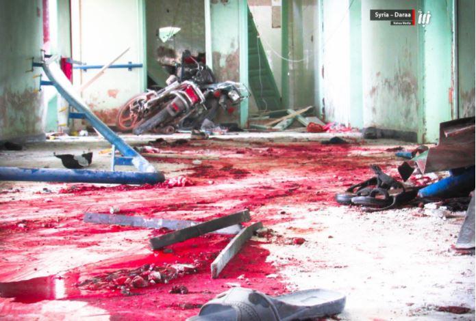شبكة حقوقية توثق مقتل 848 مدنياً في سورية خلال حزيران الماضي